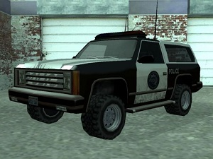 Gta San Andreas Rancher