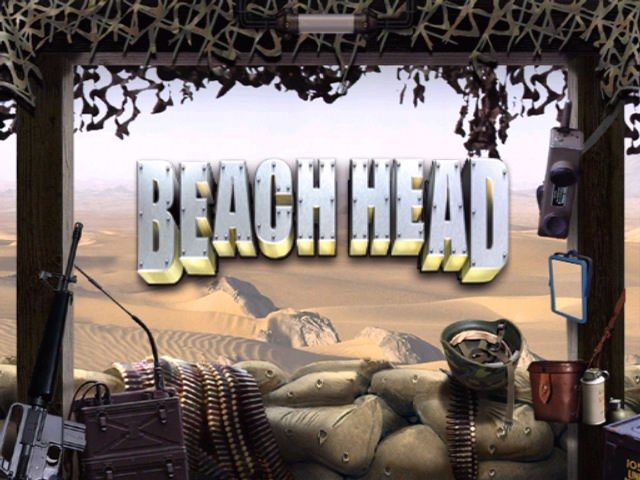 Beach Head Desert War