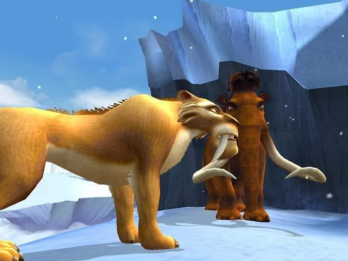 Ice Age 2 The Meltdown oyunu