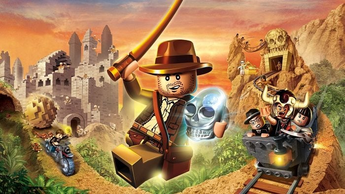 LEGO Indiana Jones oyunu