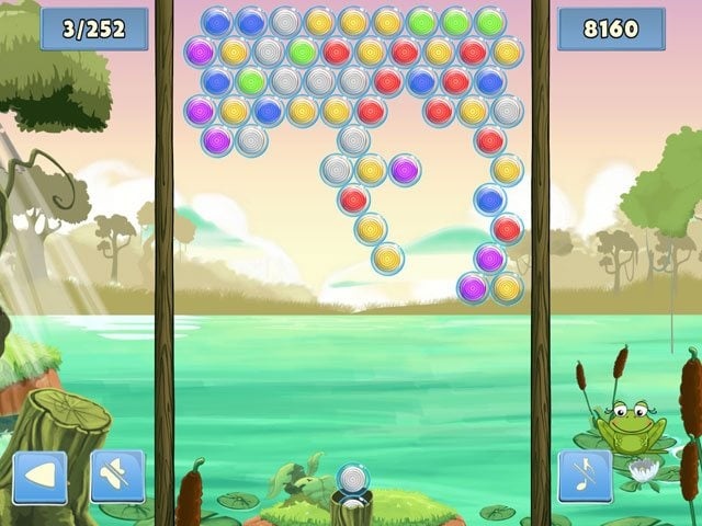 Bubble Shooter Adventures oyunu