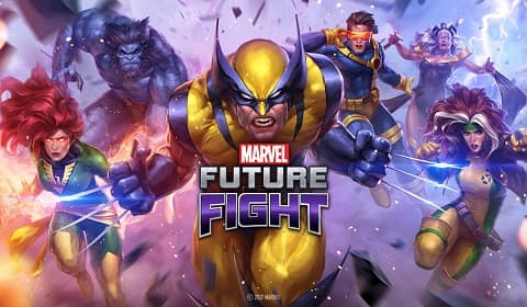 X-Men Karakterleri Artık MARVEL Future Fight'ta