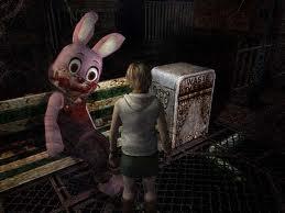 Silent Hill korku unsurları