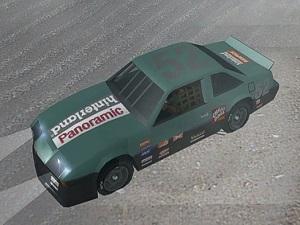 Gta San Andreas Nascar yarış arabası