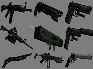 Gta San Andreas 2. silah setini verir