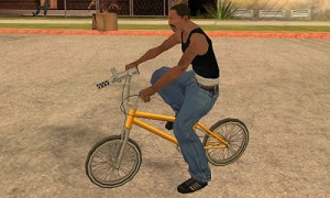 Gta San Andreas BMX