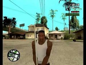 Gta San Andreas Ninja Kılıcı