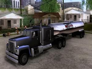 Gta San Andreas Tanker