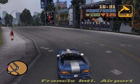 GTA 3 Para Artırma hilesi