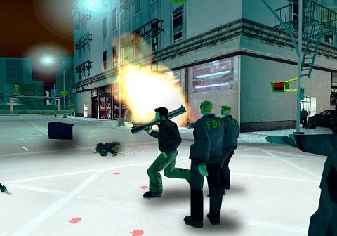 GTA 3 Tüm silahlar hileleri