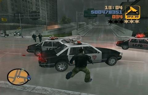 GTA 3 Yağmur hilesi