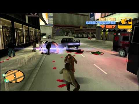 GTA 3 Yayaları çıldırtma hilesi