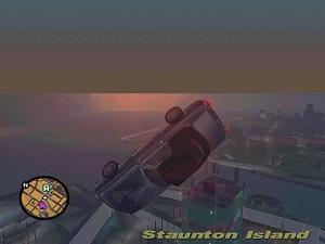 GTA 3 araba uçurma hilesi