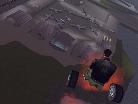 GTA 3 görünmez araba hilesi