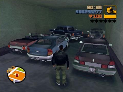 GTA 3 oyunu hızlandırma hilesi