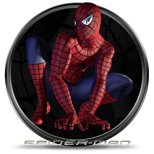 Örümcek Adam ikon