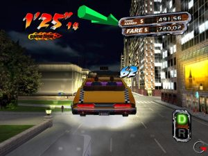 Crazy Taxi 3