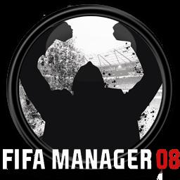 Fifa Manager 08 ikon