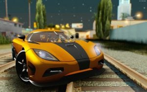 GTA San Andreas Araba Yamaları