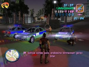 GTA Vice City Turk City