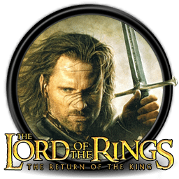 Lord of The Rings Return of the King ikon