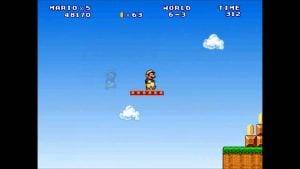 Super Mario 3 Forever Advance