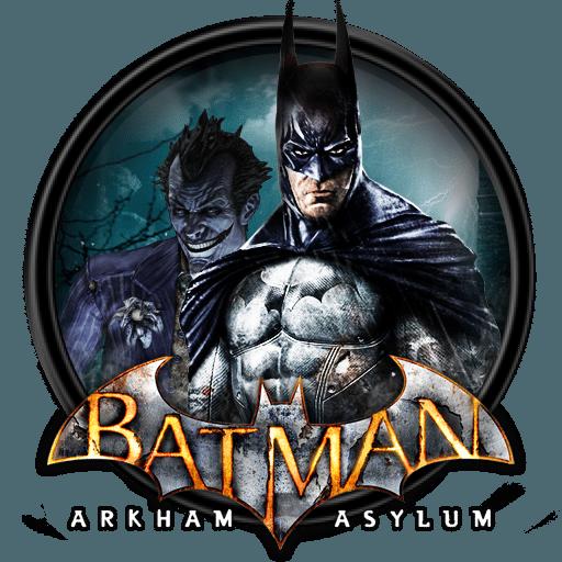 Batman Arkham Asylum ikon
