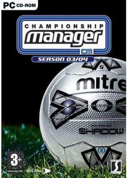 Championship Manager 03 04 ikon