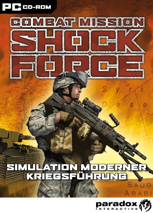 Combat Mission Shock Forces ikon