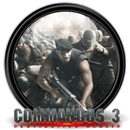 Commandos 3 Destination Berlin ikon