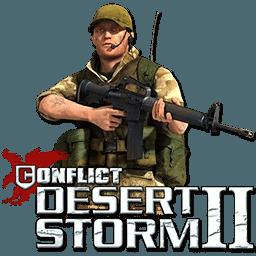 Conflict Desert Storm 2 ikon