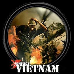 Conflict Vietnam ikon