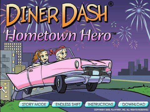 Diner Dash Hometown Hero ikon