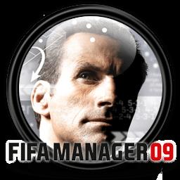 Fifa Manager 2009 ikon