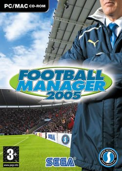 Football Manager 2005 ikon