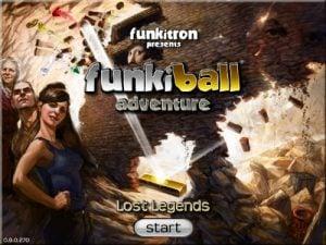 Funkiball Adventure Lost Legend