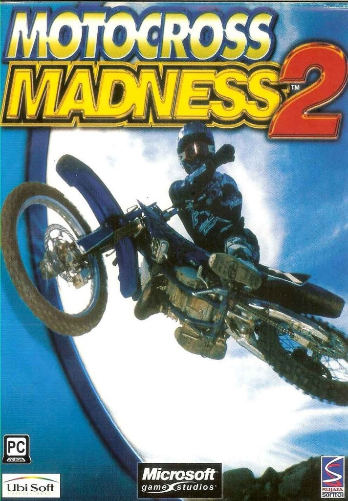 Motocross Madness 2 ikon