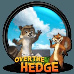 Over the Hedge ikon