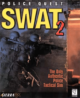 Police Quest Swat 2 ikon