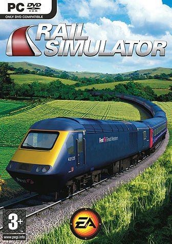 Rail Simulator ikon