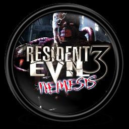 Resident Evil 3 ikon