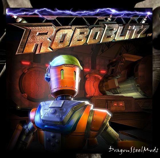 RoboBlitz ikon