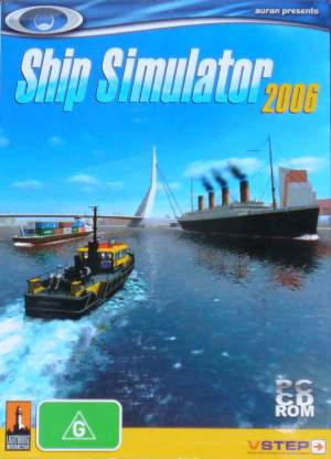 Ship Simulator 2006 ikon