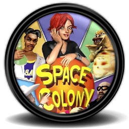 Space Colony ikon