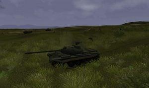 T72 Balkans on Fire