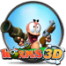 Worms 3D ikon