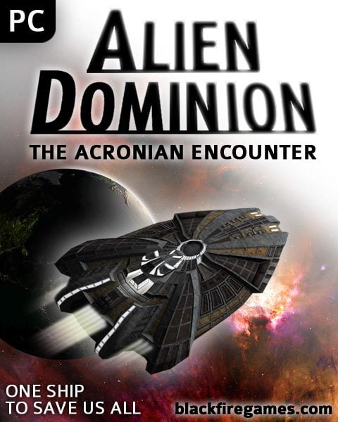 Alien Dominion The Acronian Encounter ikon