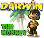 Darwin The Monkey ikon