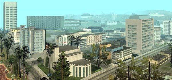 GTA San Andreas şehri