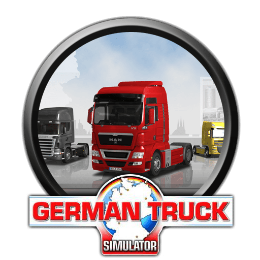 German Truck Simulator ikon